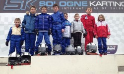 Stage Initiation karting enfants en aout