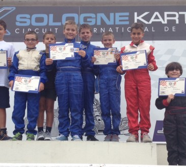 Les nouveaux lauréats du volant de Bronze