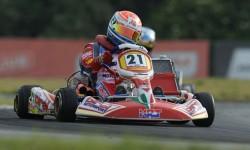 Le Championnat de France KZ2  revient à Salbris en 2016