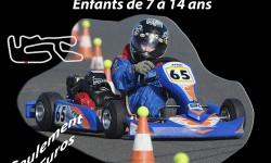 Stage Initiation karting pour les enfants à partir de 7 ans en juillet