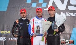 Guillaume Berteaux remporte le dernier round de la NSK