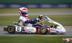 Le Championnat Junior commence fort pour les pilotes Kartagene
