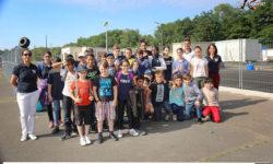 Journée spéciale karting pour les élèves de Salbris