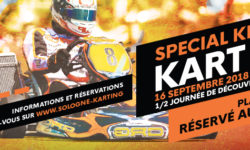 Kart Day: Découverte du karting pour les jeunes de 7 à 14 ans