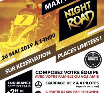 Kart Cup et Maxi Kart Cup le 26 mai