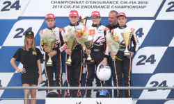 Première expérience très positive aux 24 heures du Mans pour les jeunes de Kartagene