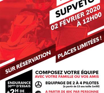 Retour de la Kart Cup SupVeto Africa le 2 février 2020