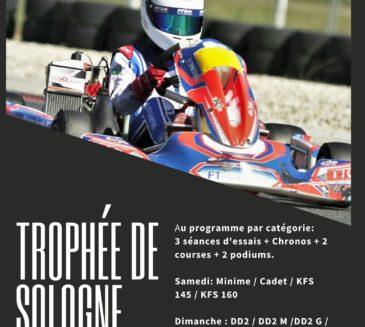 Trophée de Sologne version 2020