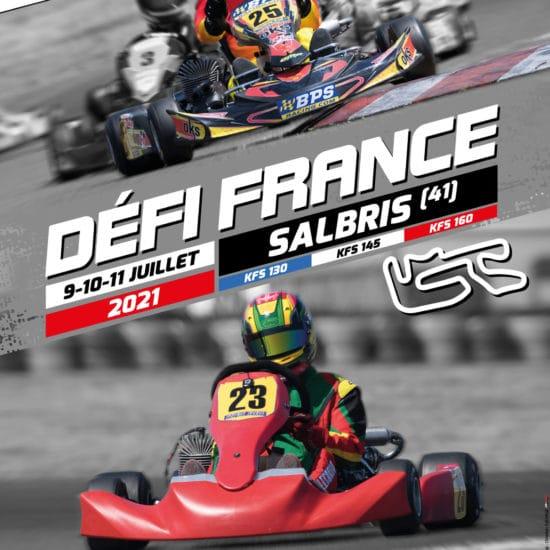 défi france 2021 salbris karting