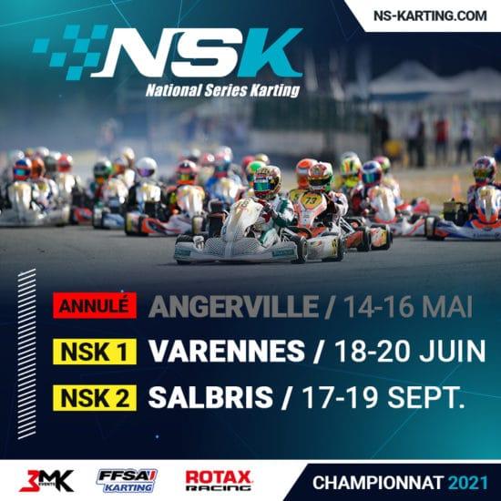 NSK 2021 Salbris